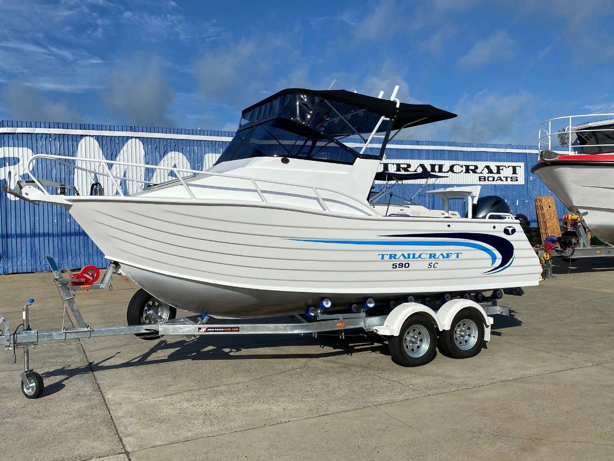 Trailcraft 590 Sportscab