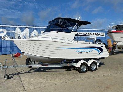 New Trailcraft 590 Sportscab