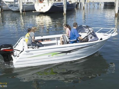 New Trailcraft 480 Runabout