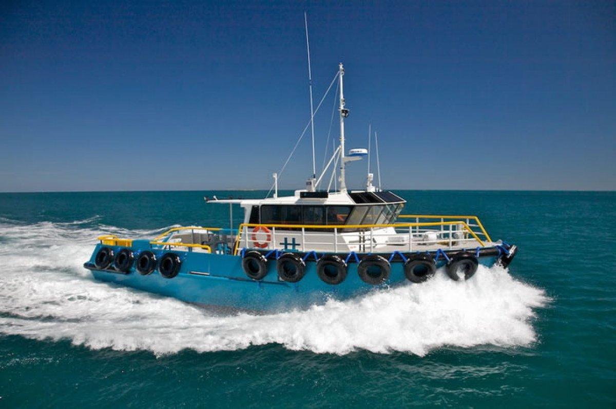 15.5m 11TBP Harbour Tug / Workboat - TG0642