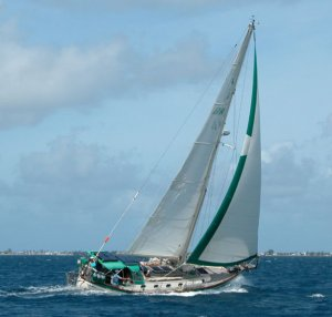 Panda 40 Classic, Comfortable And Capable Cruising Yacht
