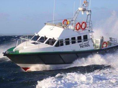New Interceptor 42 Patrol
