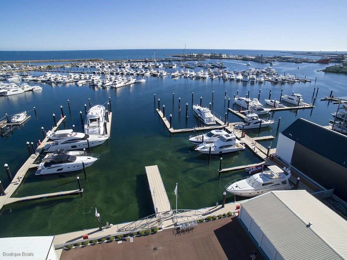 Luxury 18m, 21m and 40m Boat Pens for lease in Fremantle:12 MewsRoad, Fremantle 6160