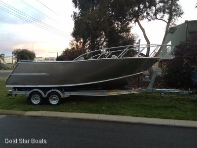 Goldstar 6000 Runabout- Click for more info...