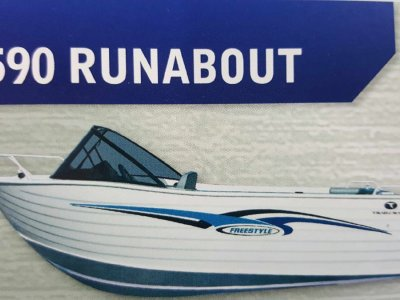 New Trailcraft 590 Runabout