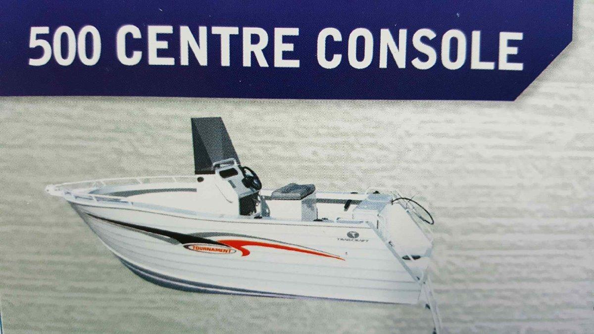Trailcraft 500 Centre Console