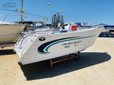 New Trailcraft 525 Centre Console