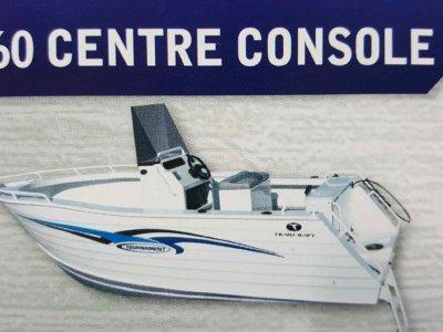 New Trailcraft 560 Centre Console