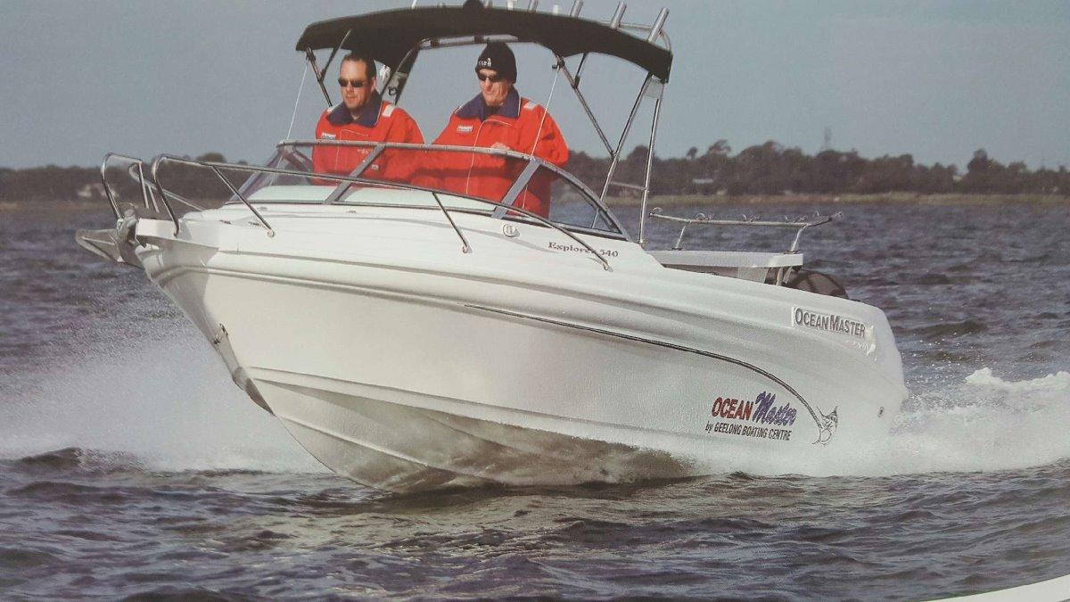 Ocean Master 540 Explorer