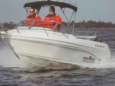 New Ocean Master 540 Explorer