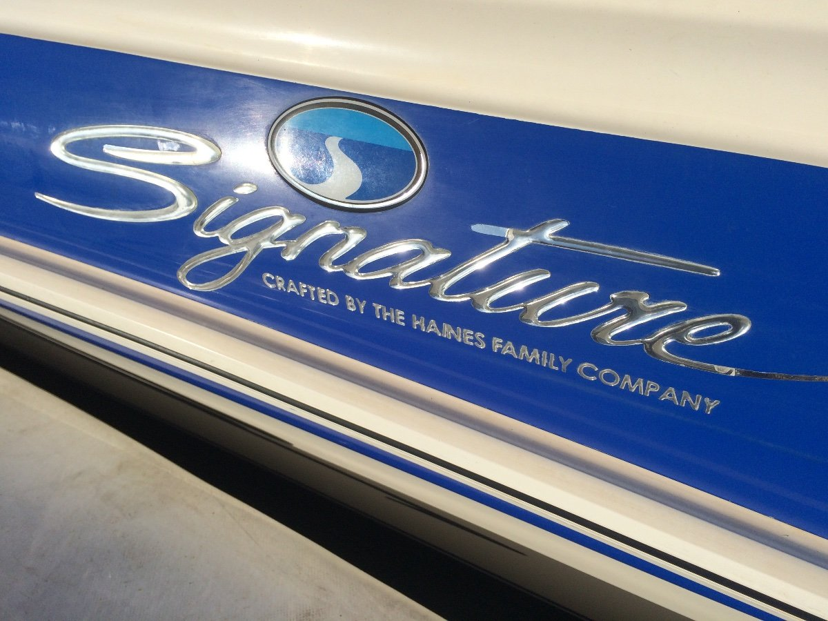 Haines Signature 600F Very low hours, great condition, stored inside