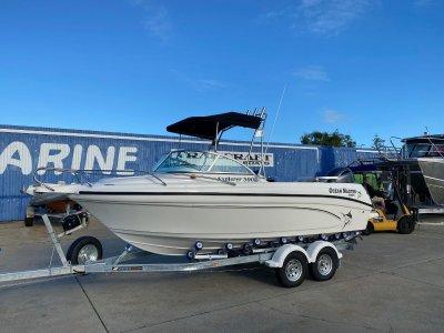 New Ocean Master 590 Explorer