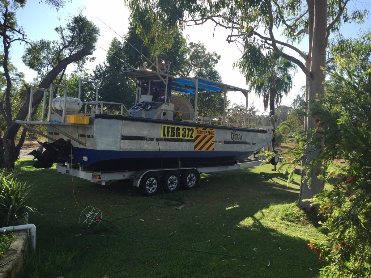 9m Charter / Fishing Boat