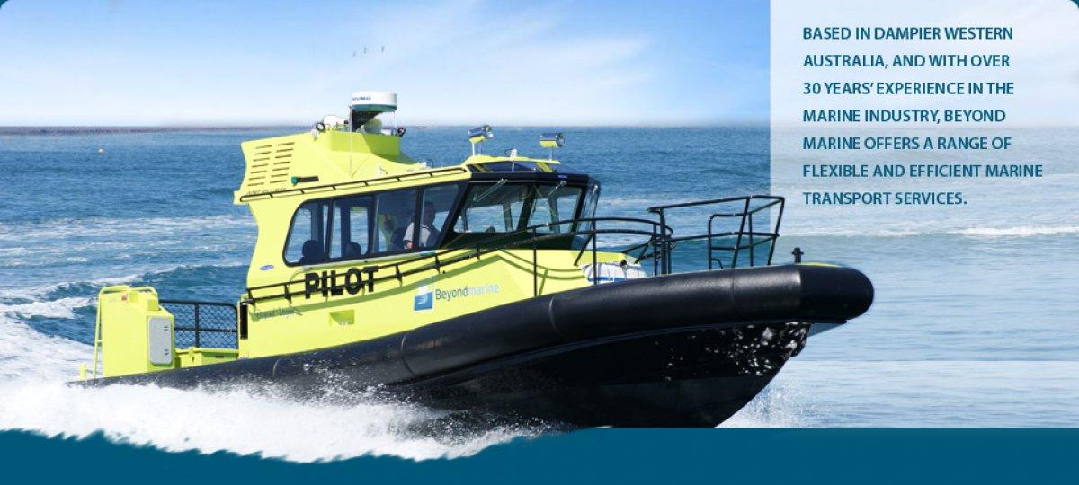10.6m Pilot / Crew Transfer Vessel