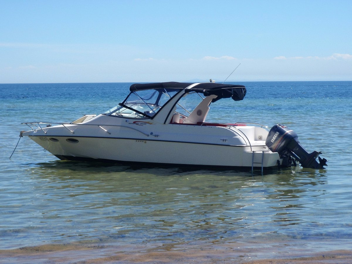 Sea Spirit 2600 Sports Cruiser
