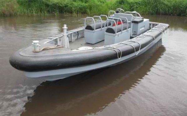 7m DEMONSTRATOR Rescue Patrol Boat