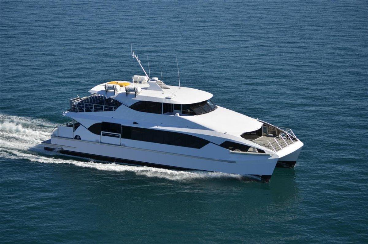 Dynamic Marine Services 24M Aluminium Passenger Ferry