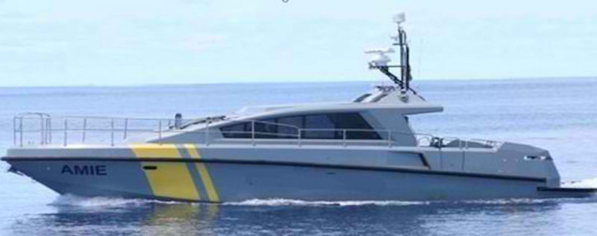 13.35m Fast Response / Patrol Boat