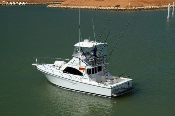 Black Watch 11.03m Charter Boat