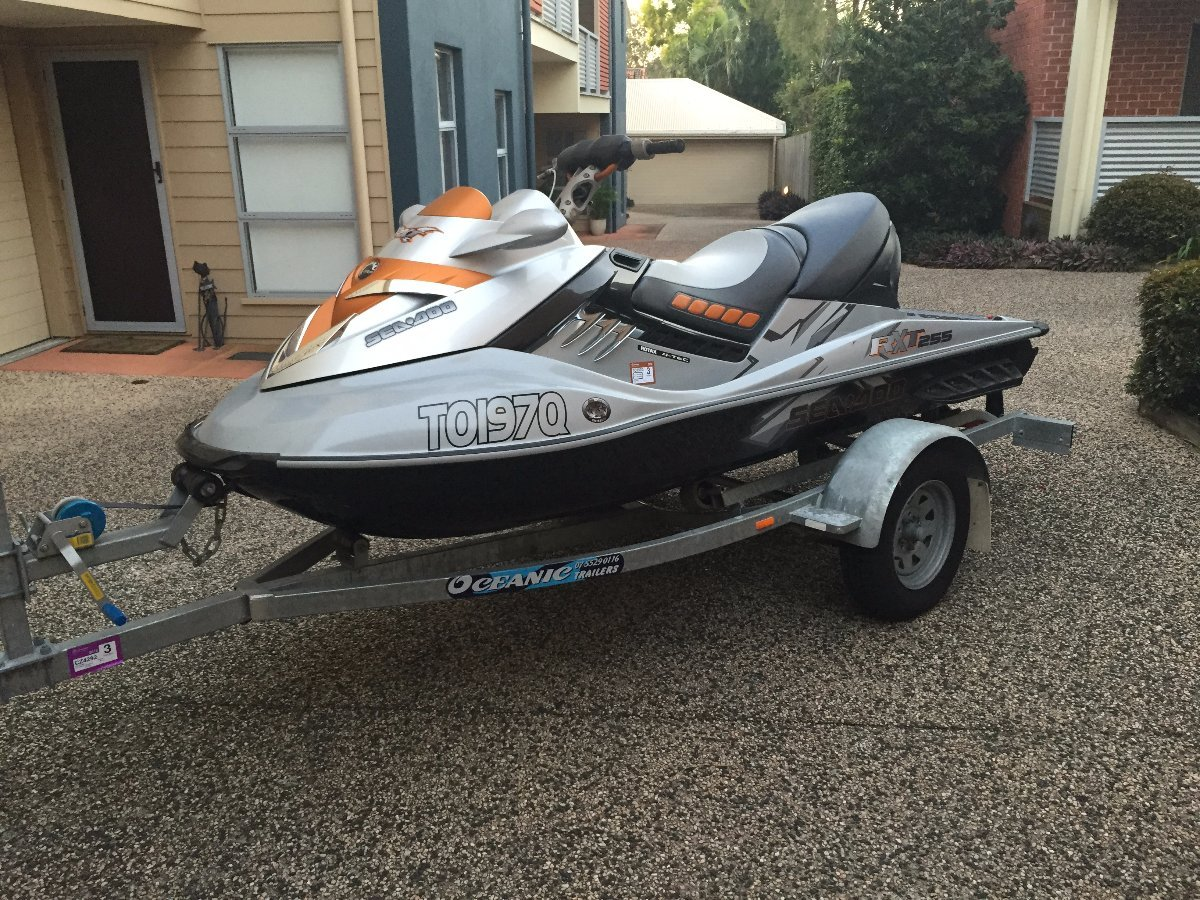 Sea-Doo 2009 RXT 255HP with only 70 hours, great condition
