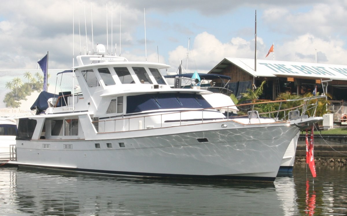 Tollycraft 74 Motor Yacht Extended 66
