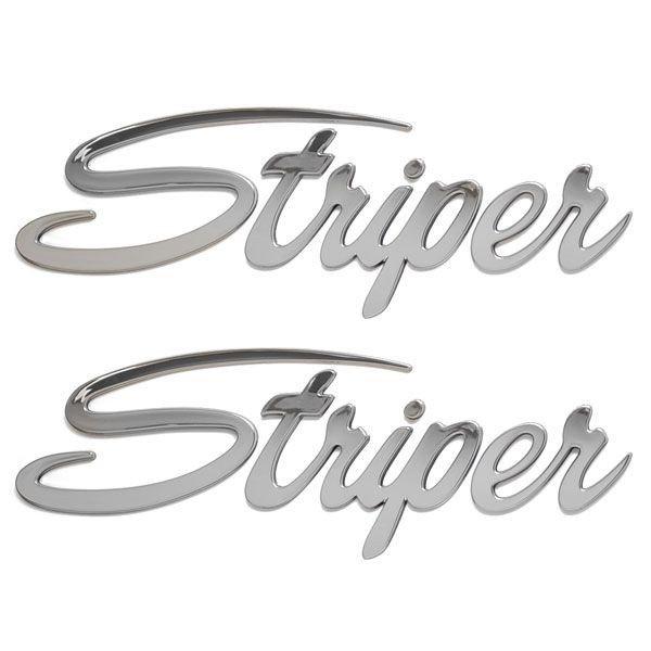 Striper Decals- Striper Hull Graphics