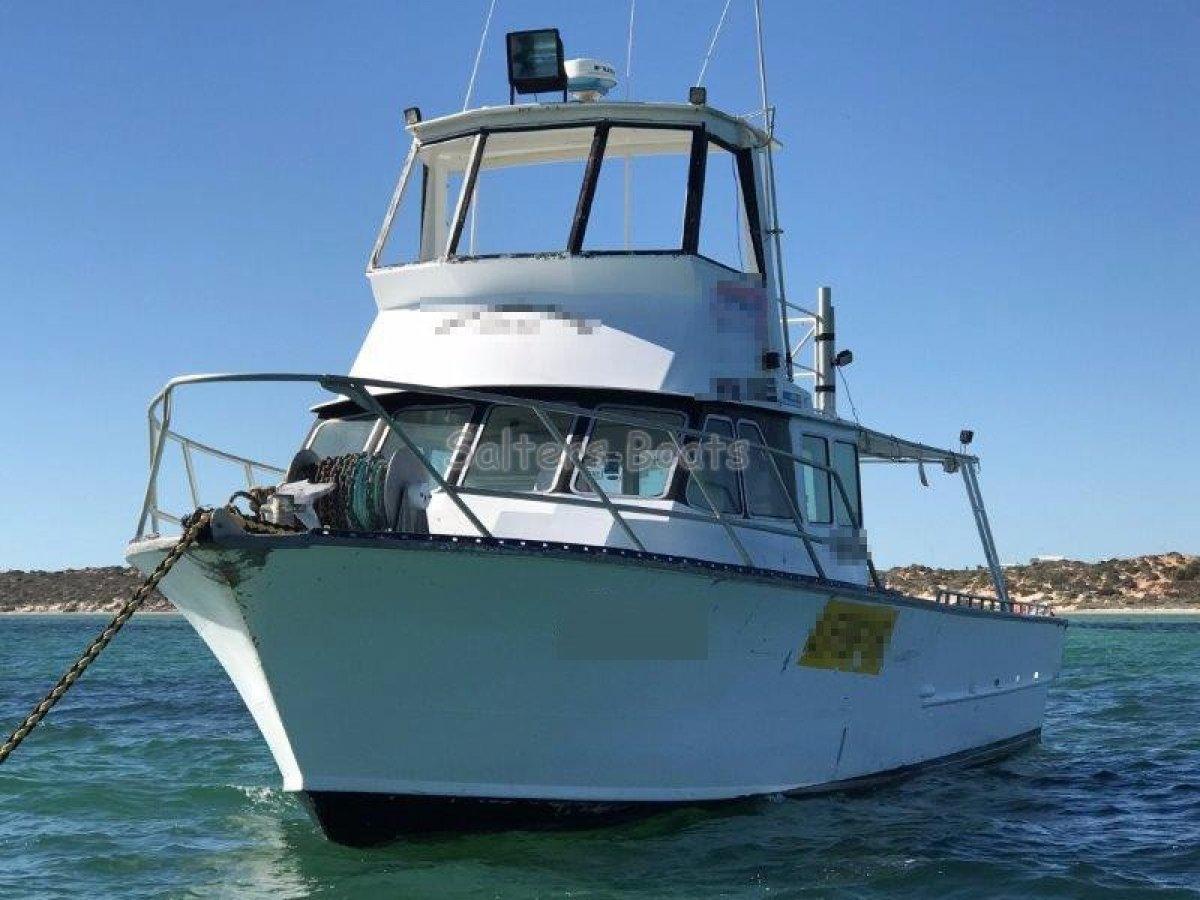 Steve Ward 46' Charter Vessel