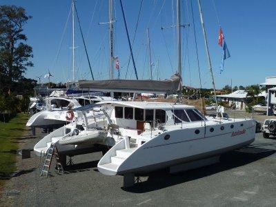 Dengate 45 Owner's Version Sailing Catamaran