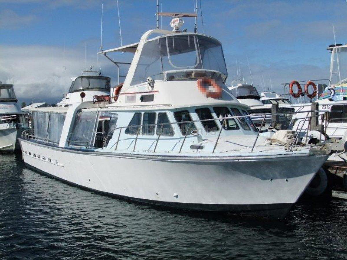 Precision 55 Charter Vessel