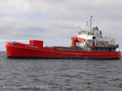 40m Multi Purpose Vessel