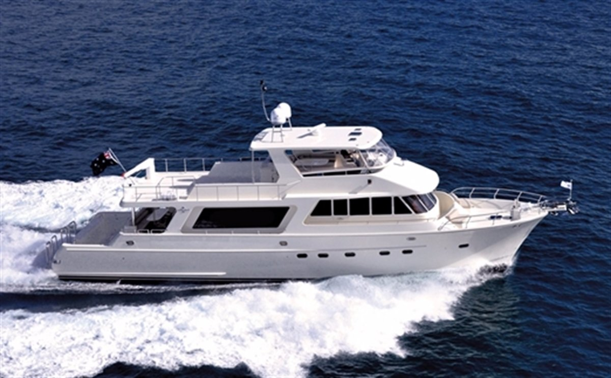 Hampton Endurance 750 LRC Motor Yacht