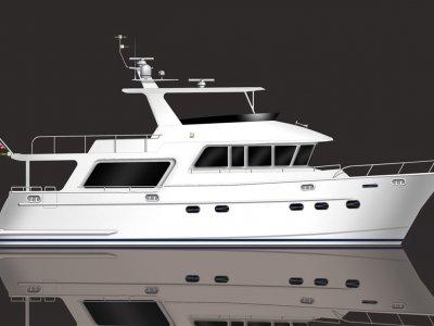 New Hampton Endurance 590 Lrc Motor Yacht