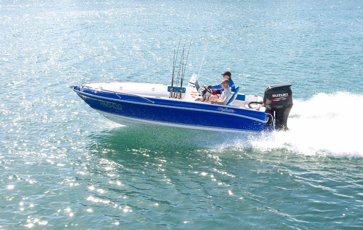 New Haines Signature 543sf Power Boats Boats Online For