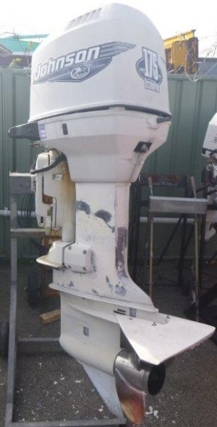 PREOWNED 175HP JOHNSON OUTBOARD