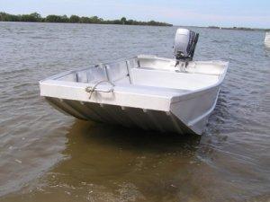 Aquamaster 3.0 Flat Bottom Punt