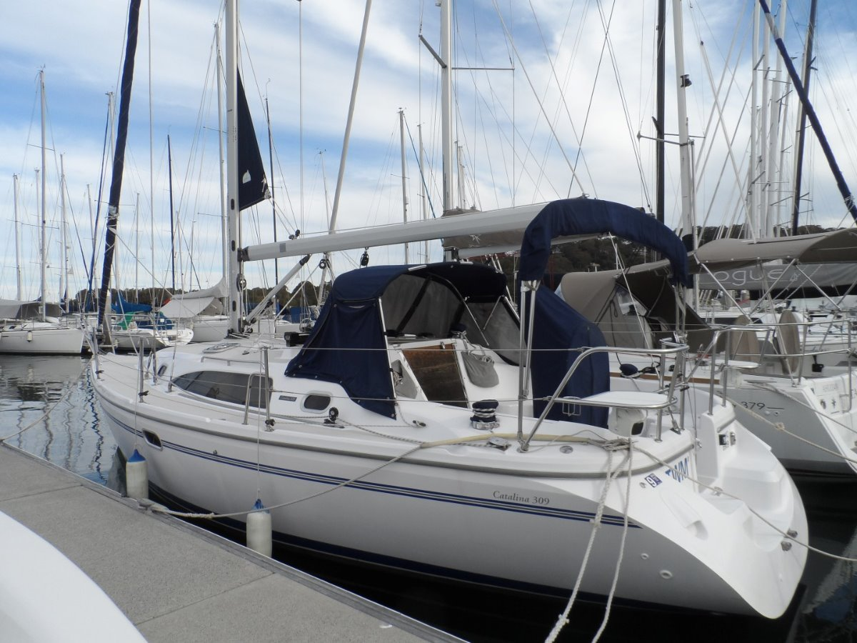 Catalina 309 Price reduced from $139,000 to $129,750