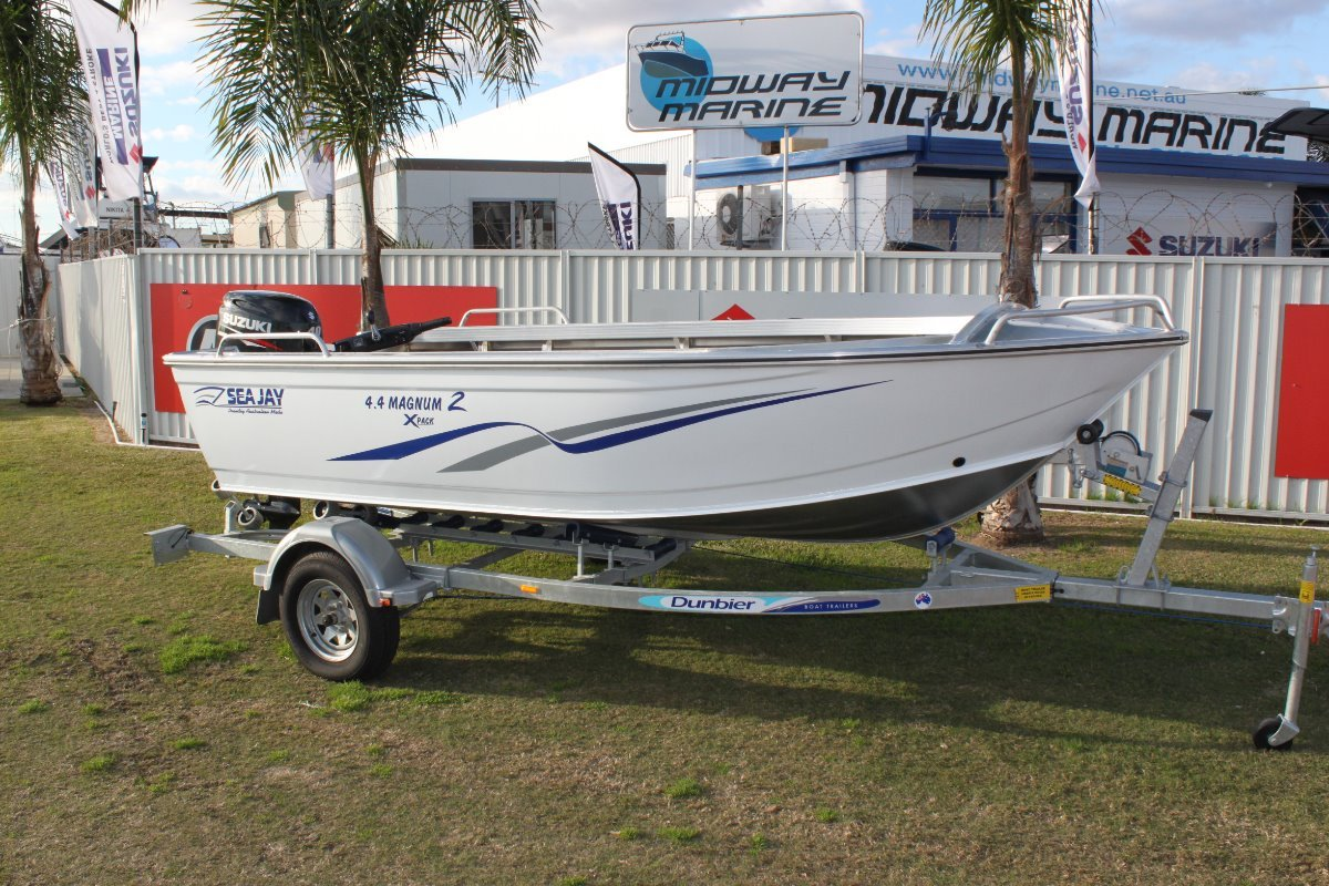 Sea Jay 4.40 Magnum 2 x pac Open dinghy