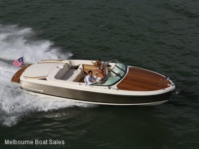 New Chris Craft Capri 25