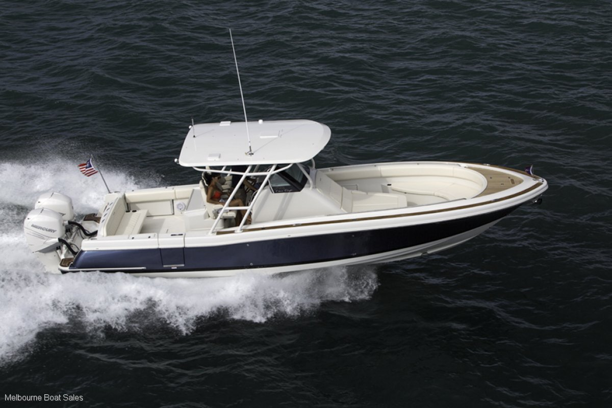 New chris craft catalina 34 power boats boats online for Skiff craft boats for sale