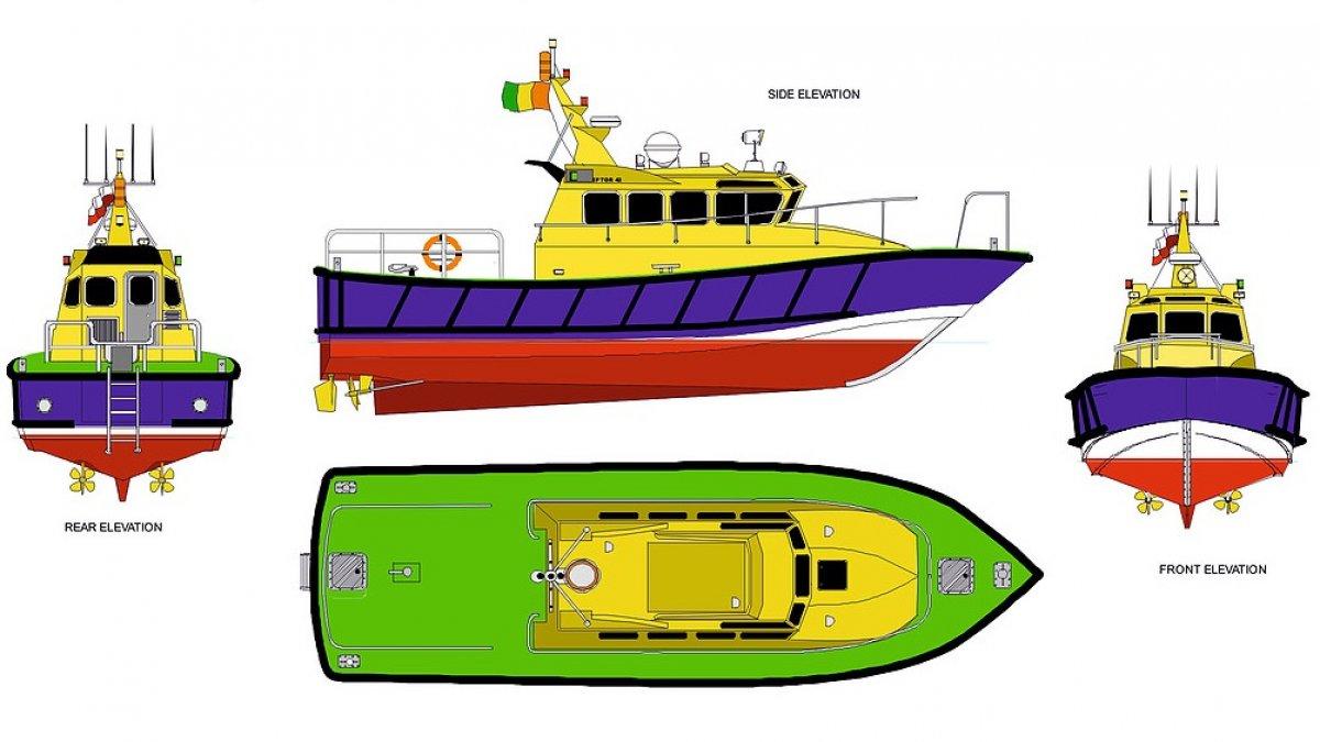 Safehaven Interceptor 42 Crew