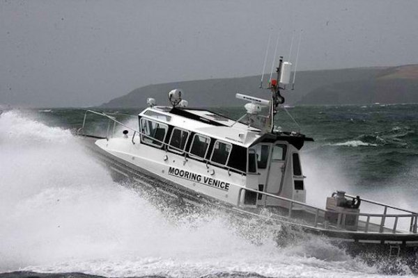 New Interceptor 42 Crew