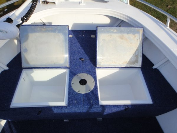 Aquamaster 440 Allrounder Side Console