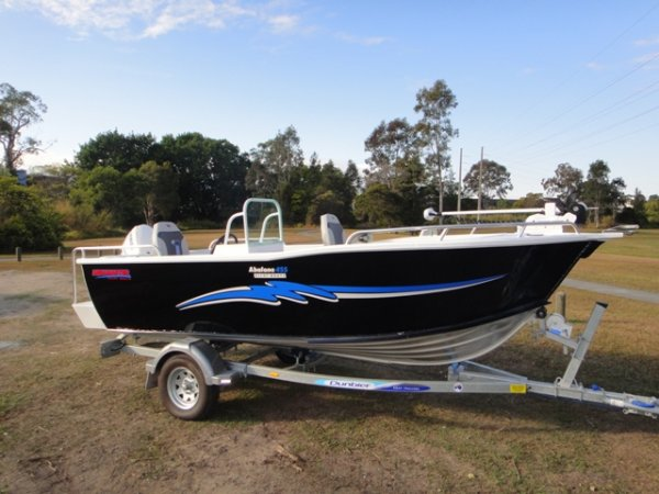 Aquamaster 460 Allrounder Side Console
