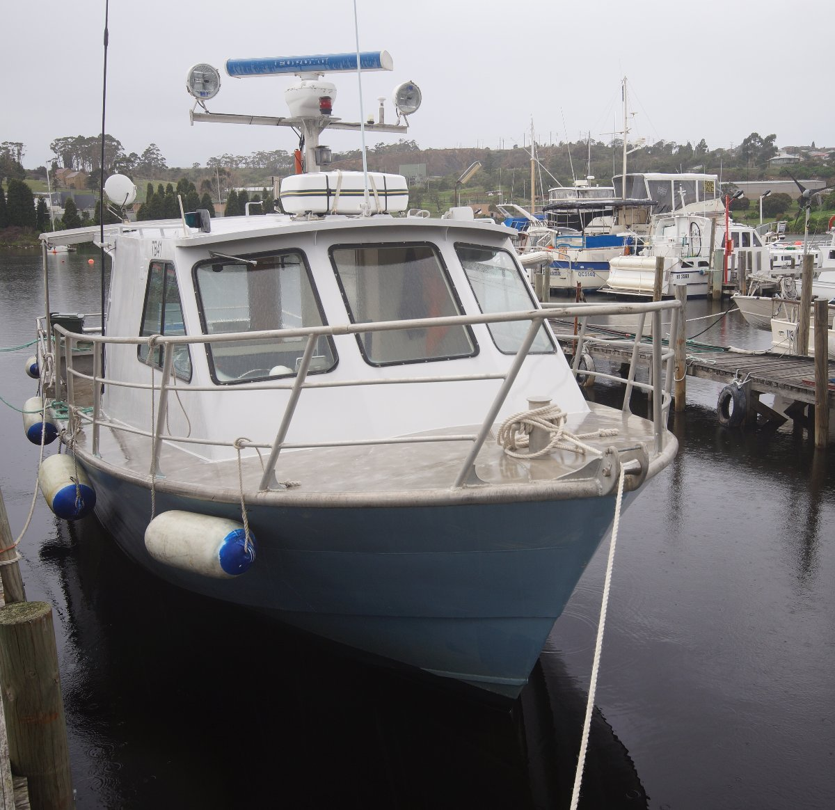"Randell Cray/Dive/Charter Vessel ""Sea Quest"""