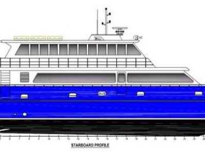 New 25m 160 Pax Passenger Vessel - Delivery in Only 3