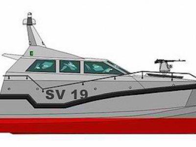 New Safehaven 19m Barracuda