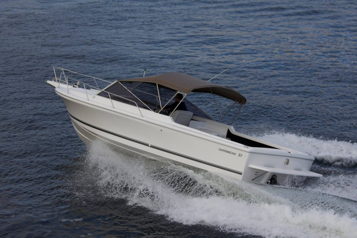 """Caribbean 27 Runabout """"CARIBBEAN 27 RUNABOUT"""" Massive summer special"""