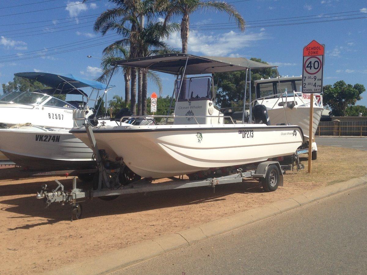 Ocean Whaler 565