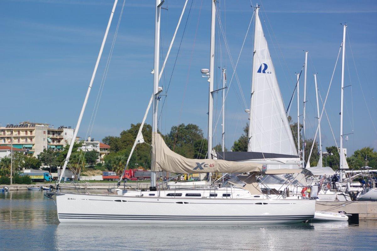 X-Yachts Xc45