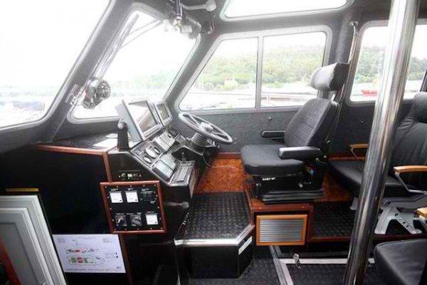 New Interceptor 48 Light Cargo